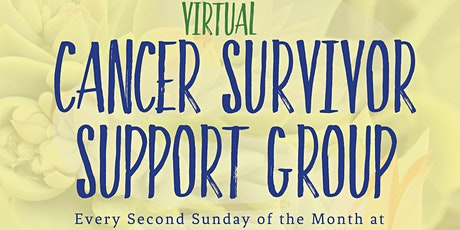 Virtual Cancer Support Group tickets