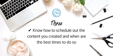 DIY Social Media by Bryony: Scheduling on Social Platforms tickets