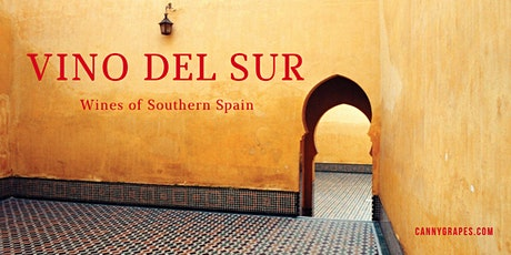 Vino del Sur - Wines of Southern Spain tickets