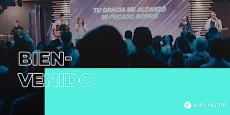 Ven a disfrutar de nuestra primera reunión presencial (Buen Pastor, Madrid) entradas
