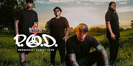 P.O.D. - New Date Announced tickets