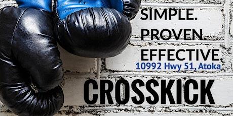 4:00pm Kickboxing tickets