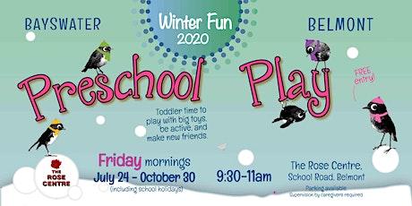 Winter Fun Preschool Play tickets