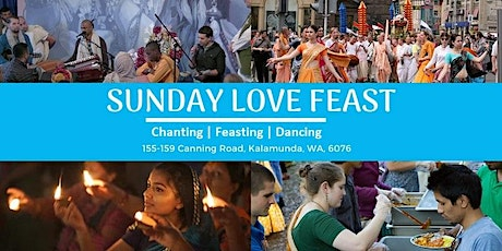 Sunday Love Feast (5th July - Group 3) tickets
