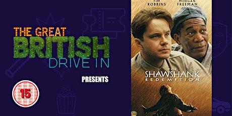 The Shawshank Redemption (Doors Open at 14:00) tickets