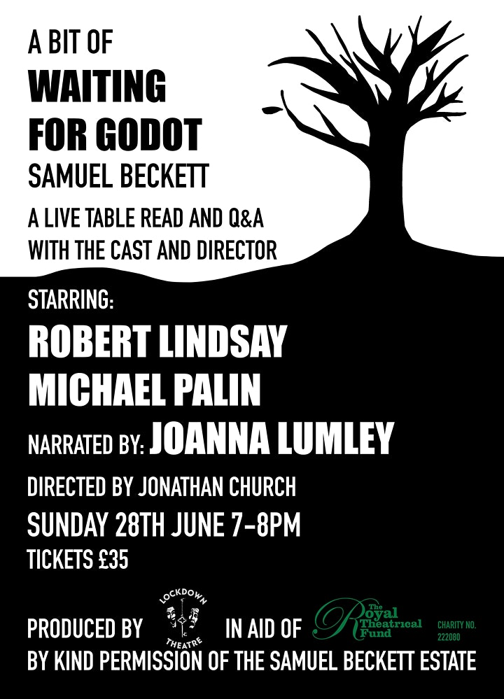 A Bit of Waiting For Godot image