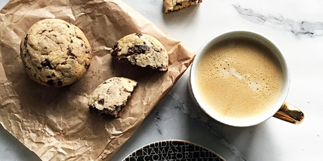Cookies& Coffee (Virtual) tickets