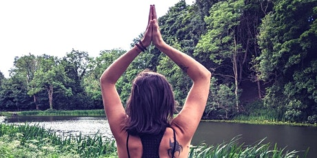 Saturday Morning Yoga & Meditation with Anna - mixed levels tickets