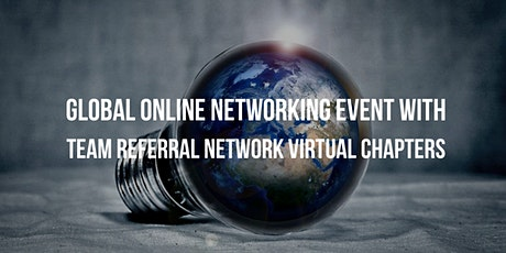 Global Online Networking Event tickets