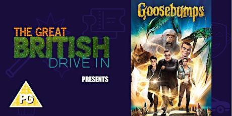 Goosebumps (Doors Open at 10:30) tickets