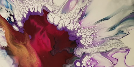 Fluid Art Experience - DUTCH POUR tickets