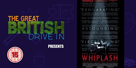 Whiplash (Doors Open 14:00) tickets