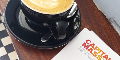 Coffee With Capital Mass: Caring for the elderly & shielding post-lockdown tickets
