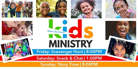 Kid's Ministry Weekend Online tickets