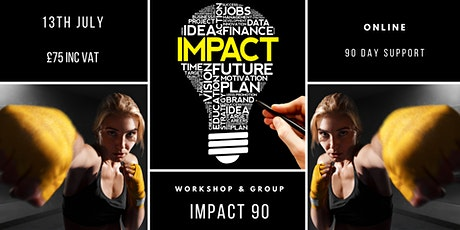 IMPACT90 - 90 day planning & support group tickets