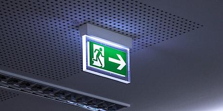 #7. Plan de Emergencia y Evacuación en Áreas Laborales. Sala Virtual® entradas