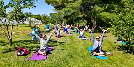 Yoga at Cold Spring Farm tickets