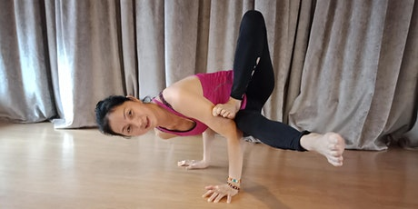 9am Hatha 2 Yoga Kim Saturday (Pls book by 10pm night before) tickets