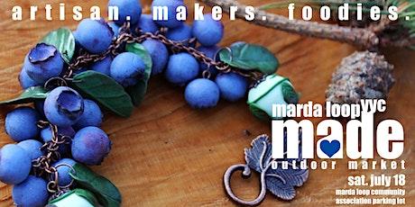 Marda Loop YYC MADE Outdoor Market tickets