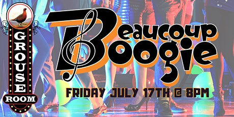 BEAUCOUP BOOGIE tickets