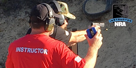 NRA Pistol Instructor Training Newport NC 10/29/2020 - 10/31/2020 tickets