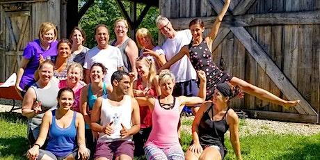 Yoga at Carter Hill Farm tickets