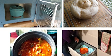 Cooking using a Haybox and a Battery Powered Slow Cooker tickets