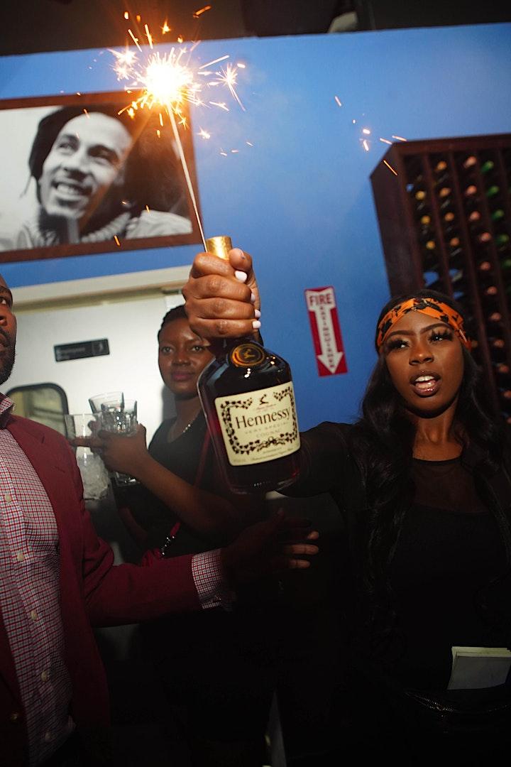 Blu Fridays Atlanta #1 AfterHour Party Destination ..Zimo Blu Lagoon image
