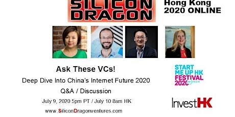 Silicon Dragon Hong Kong Online Forum 2020 tickets