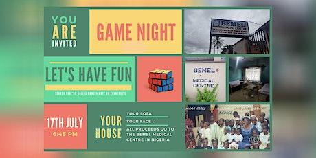 KC Online Game Night tickets