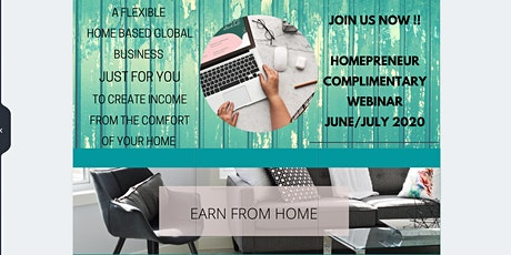 Grow Your  Wealth  From Home ( Free Webinar ) tickets