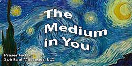 Mediumship Class - Learn the basics tickets