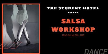 TSH Salsa Workshop Tickets