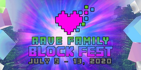 Rave Family Block Fest tickets