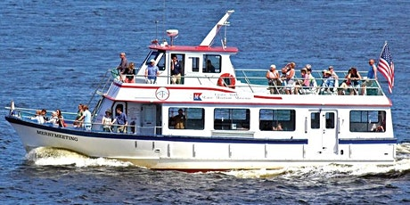 CRUISE:  Shipyards & Lighthouses  (Daily) 12 PM & 2 PM tickets