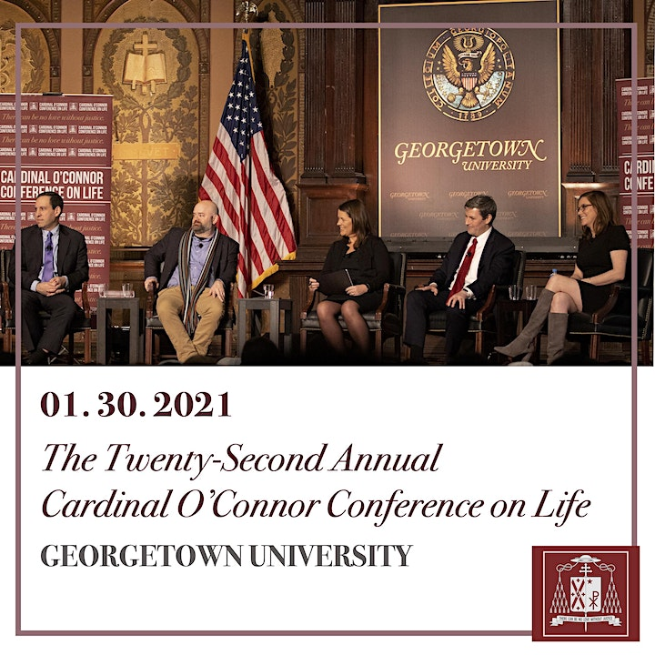 Sponsorship and Tabling at the Twenty-second Cardinal O'Connor Conference image