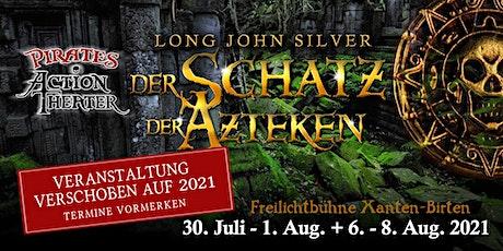 Pirates Action Theater Xanten 2020/2021 Tickets