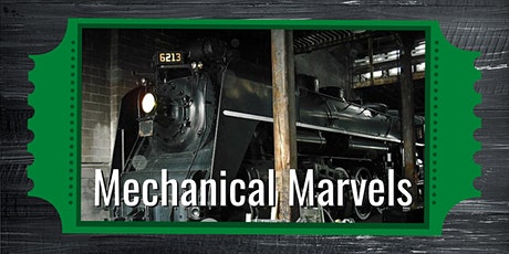 Toronto Railway Museum Roundhouse Park Tour - Mechanical Marvels tickets