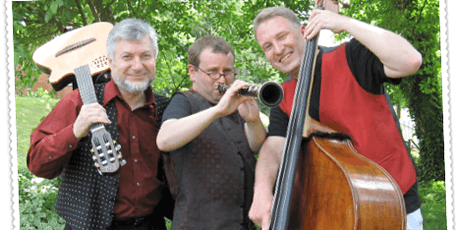 Music and Drinks with the Music Pilgrim Trio tickets