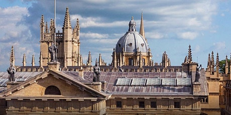 BRP student visa collection for new Oxford students 28 Sept-6 October 2020 tickets