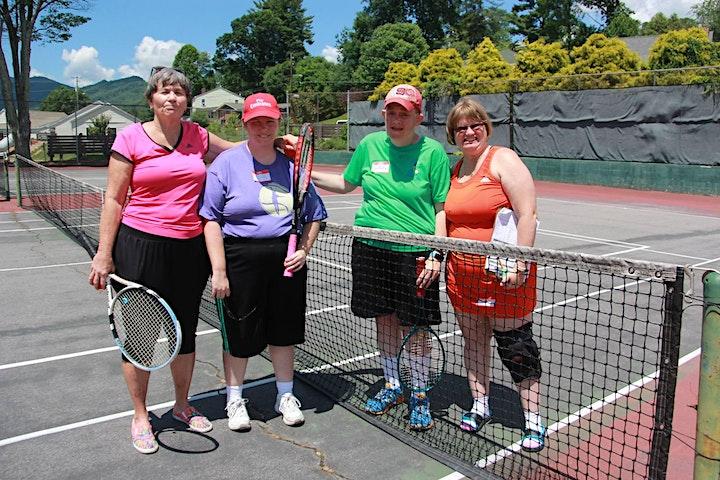 Volunteer Training for Abilities Tennis image