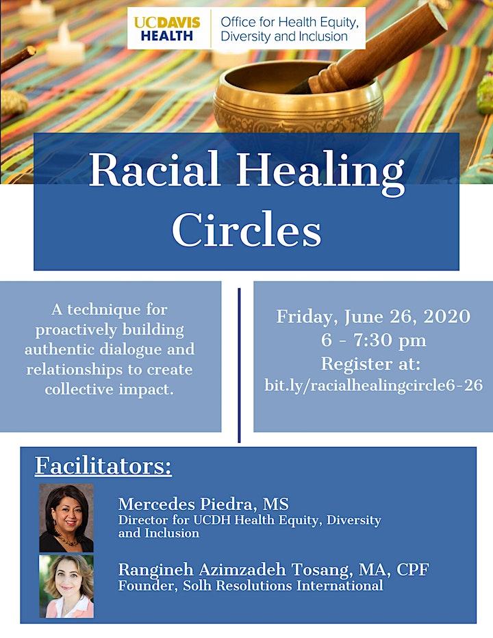 Racial Healing Circle image