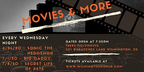 Movies @ The FieldHouse tickets