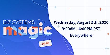 Biz Systems Magic Online 2020 tickets