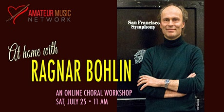 At Home with Ragnar Bohlin tickets