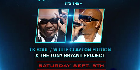The Blues Invades Indy -T.K.Soul & Willie Clayton Edition tickets