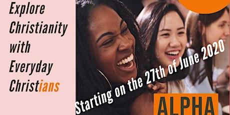 Alpha Course Online for Women tickets