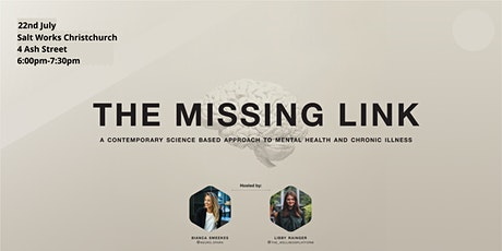 The Missing Link- Christchurch. tickets