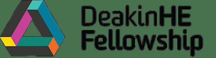 DeakinHE Fellowship Application Writing workshop SFHEA image