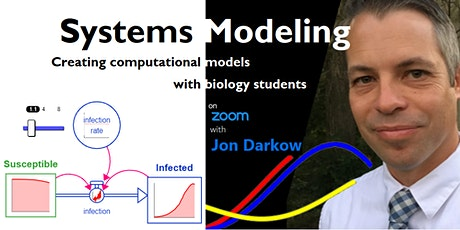 Systems Modeling: Creating computational models with biology students tickets